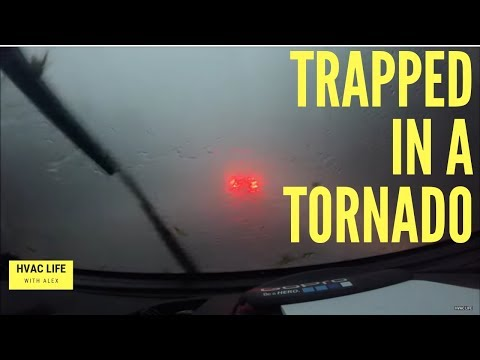 Trap in the Newburgh tornado in 84!
