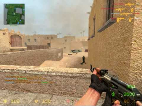 Counter Strike Source - Decoy Spray