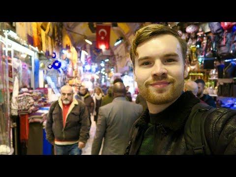ISTANBUL'S BAZAAR DISTRICT (GRAND BAZAAR) 🇹🇷