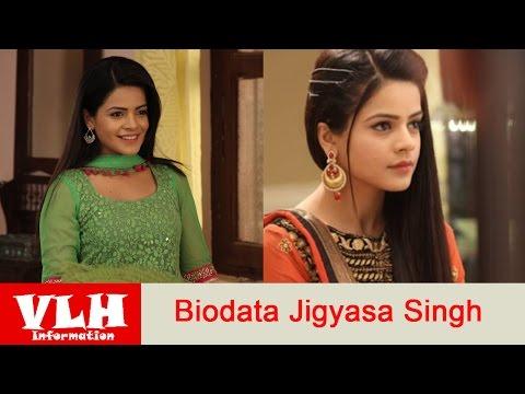 Biodata Jigyasa Singh Pemeran Thapki dalam Film Thapki di ANTV