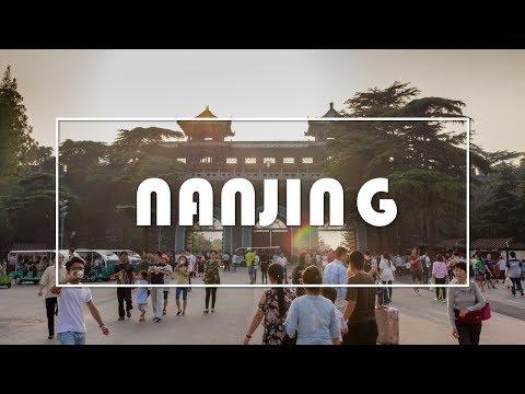 Trip in Nanjing