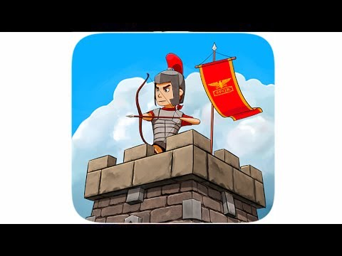 Grow Empire: Rome - Hack Apk v1.2.2 [ Unlimited Gold, Fast Level Up ]