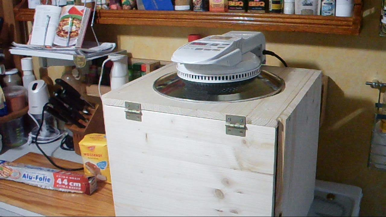 """BEEF JERKY self made Dehydrator """" Dry box """" Hot and Spicy ..."""