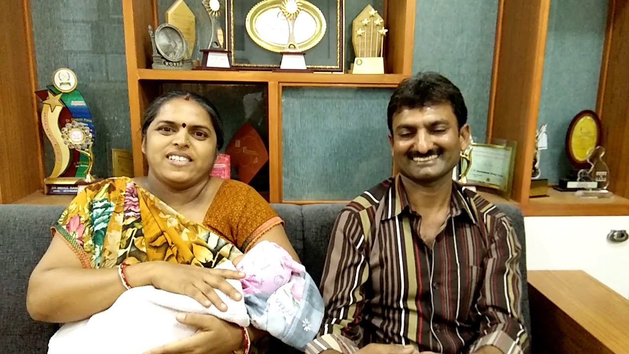 IVF success at Planet Women Hospital,Ahmedabad for a couple from Upleta