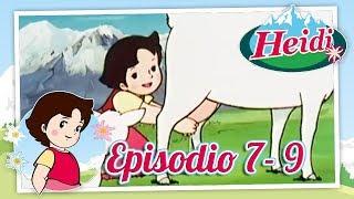 ☑Heidi  Episodio 79   El susurro de los abetos