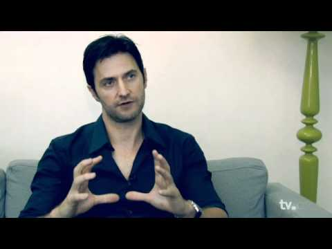 Richard Armitage interview about Spooks
