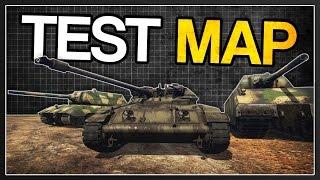 Tank Test Map | War Thunder