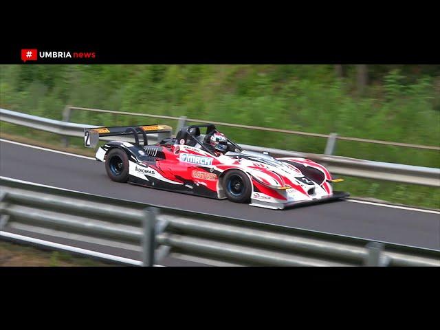 Al Trofeo Luigi Fagioli 2019 con la concessionaria Rossi Mercedes-Benz [UMBRIA NEWS]