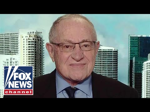 Dershowitz reacts to the backlash over Trump's national emergency