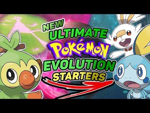 How Grookey, Sobble, Scorbunny And 5 Other Galar Pokemon