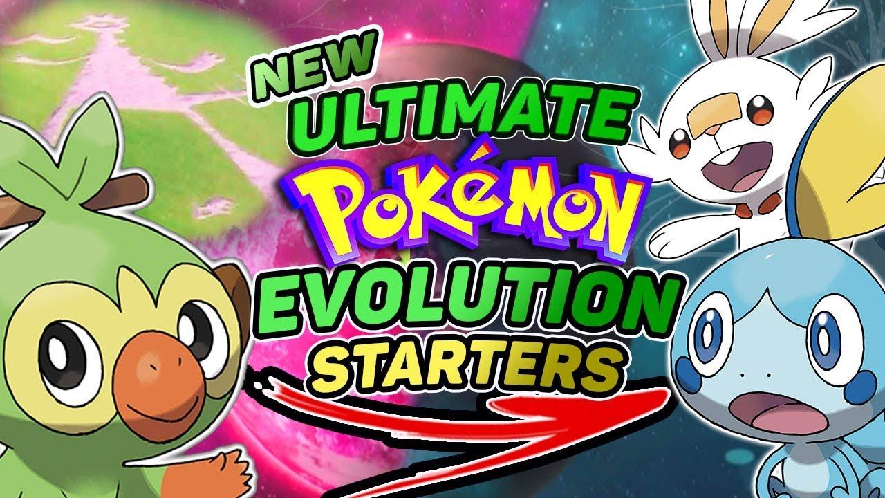 How Grookey, Sobble, Scorbunny And 5 Other Galar Pokemon Evolve - Pokemon  Sword and Shield! ⚔ 🛡