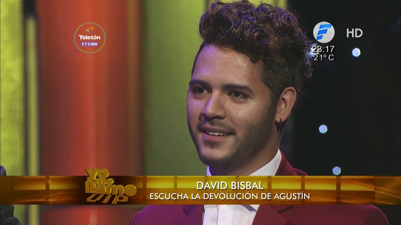 youtube david bisbal