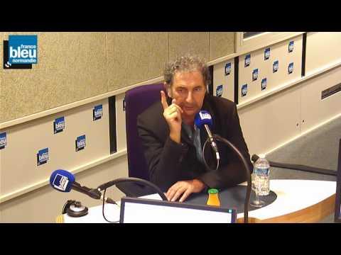 François Morel est l'invité de France Bleu Normandie  1/2