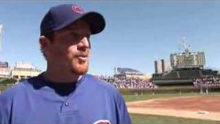 Matt Murton and Ryan Dempster on a World Series at Wrigley
