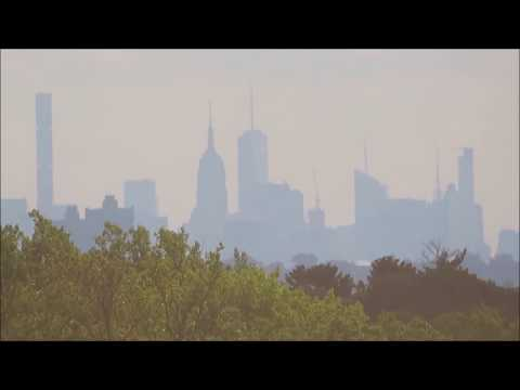 Manhattan visto de White Plains