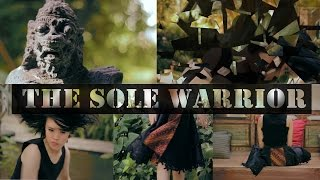 The Sole Warrior by Elaine Hanafi