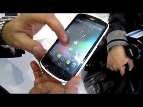 Video anteprima Acer Liquid Z120 & Liquid E1 da batista70phone
