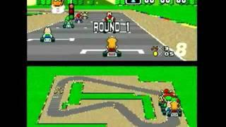 Super Mario Kart - Mario Circuit Medley (A Cappella)