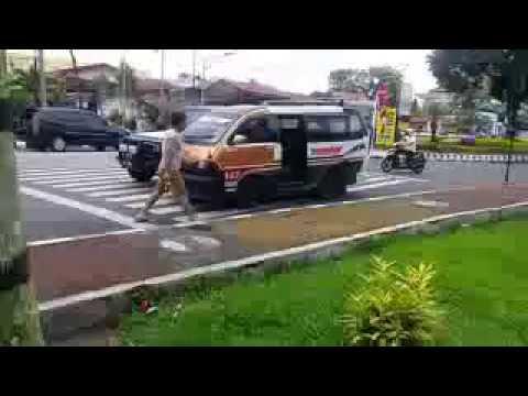 APA YANG TERAJADI!! PENCURI MOTOR DI SIANTAR INI KETANGKAP DIDEPAN KANTOR POLISI DI SIANTAR