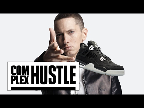 Eminem Invests In The Sneaker Resale Market