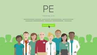 Physical Examination (PE) training site introduction video