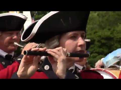 2019 4th of July Declaration of Independence Reading Ceremony