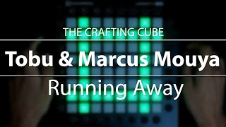 Tobu & Marcus Mouya - Running Away // Launchpad Cover [Project File] ♫