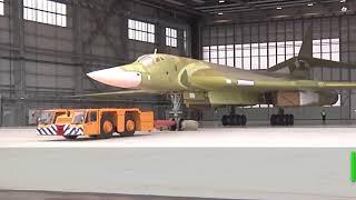 В России запустят серийное производство стратегических ракетоносцев Ту-160М2