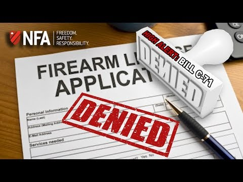 HIGH ALERT: Could Bill C-71 make YOU ineligible to renew your Firearm License?