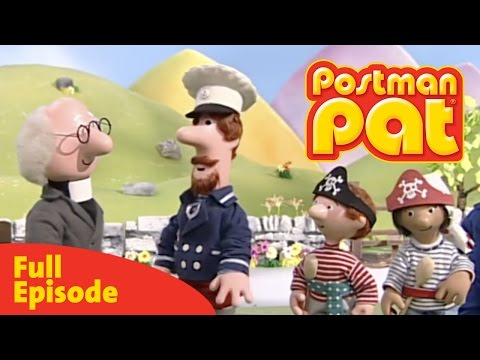 Postman Pat | Pirate Treasure | Postman Pat Full Episodes