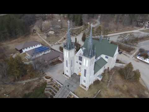 Martyr's Shrine Midland Ontario Canada
