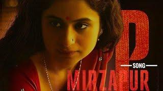 MirzaPur Song ft. Munna Tripathi | Munna Bhaiyya