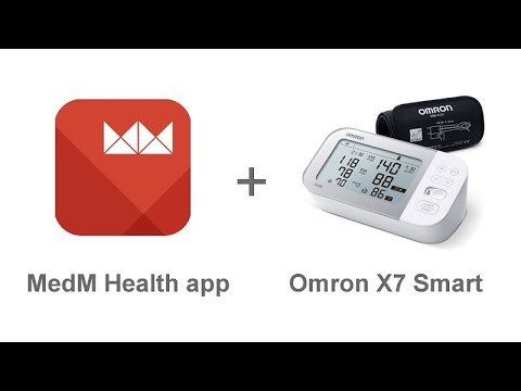 connecting-and-using-omron-x7-smart-(bluetooth-blood-pressure-monitor)-with-medm-health-app