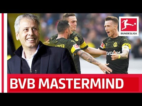 The Man Behind Borussia Dortmund's Success - Lucien Favre