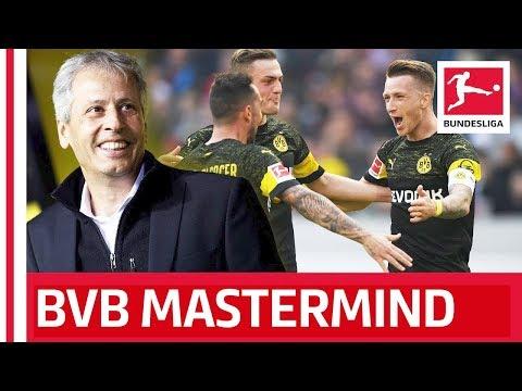 The Man Behind Borussia Dortmund's Success - Lucien Favre