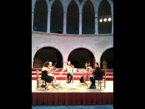 Rehearsal new York philharmonic musicians