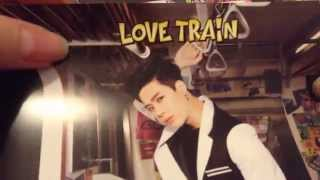 (Unboxing) Got7 - Love Train album Type B