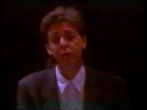"Paul McCartney - ""Only Love Remains"" - ORIGINAL VIDEO"