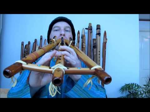 Flu-torial #15: Native American-style Drone Flutes