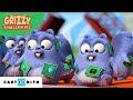 Grizzy und die Lemminge | Moderne Technik | Boomerang
