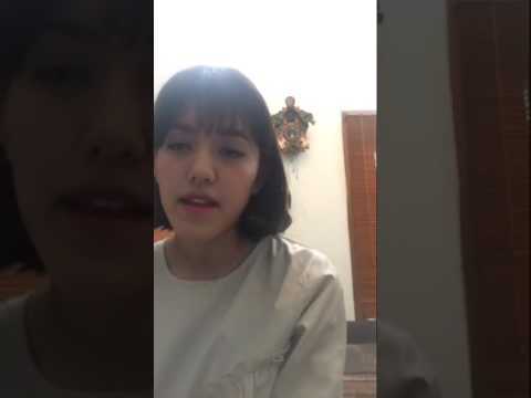 Ify Alyssa - Beauty and the beast (cover, live ig)
