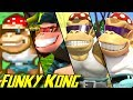 Evolution of Funky Kong (1994-2018)