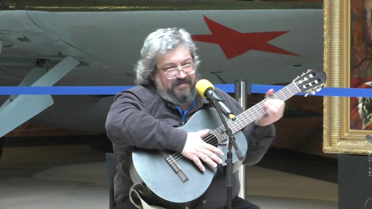 Форум Чайка 03 2019 2 день Сергей Нотик завершает концерт