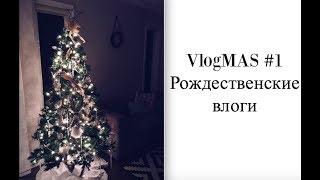 VlogMAS #1 / вводный))) /