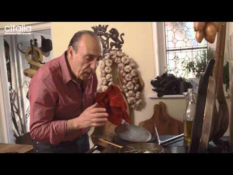 Gennaro Contaldo's Tuscan Chicken Recipe | Citalia
