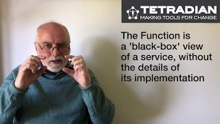 Service, function and capability - Episode 25, Tetradian on Architectures