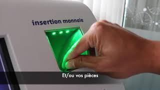 La borne automatique de paiement