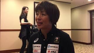 土田和歌子(車椅子パラトライアスロン)インタビュー/取材:パラフォト2018横浜トライアスロン取材班・久下真以子