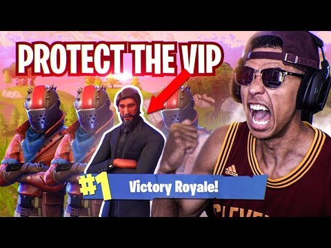 *NEW* GAME MODE Protect The 2Hype Roommate! NO GUNS OR BUILDING CHALLENGE! Fortnite Battle Royale