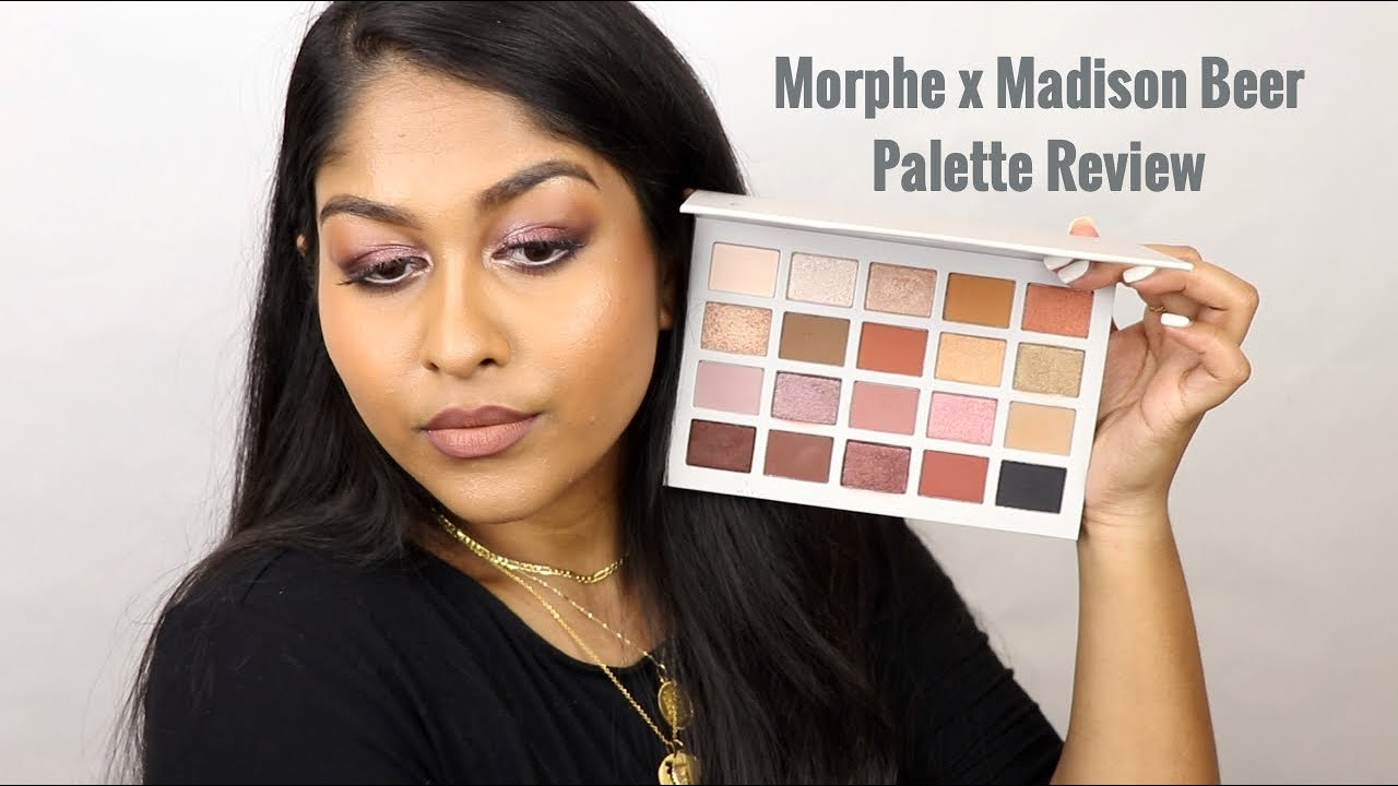 Morphe X Madison Beer Channel Surfing Artistry Palette Review I Midori Youtube The madisonbeer community on reddit. morphe x madison beer channel surfing artistry palette review i midori